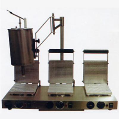 Produzione e commercio di macchine per produzione coni gelato e cialde