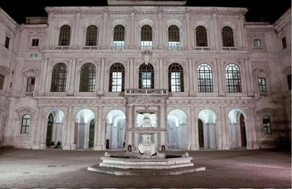 Restauro Palazzo Barberini - Roma