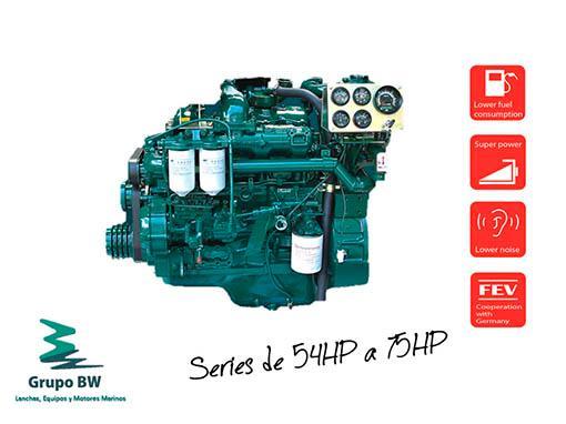 Series de 480HP a 925HP