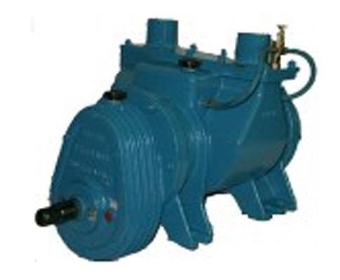 Compressori rotativi a palette per irrigatori semoventi e decompressori rotativi a palette per carrobotte.