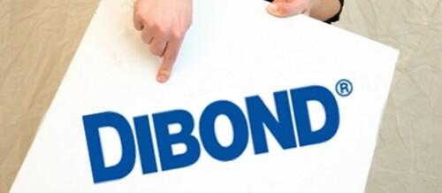 Aluminiumverbundmaterial   Dibond