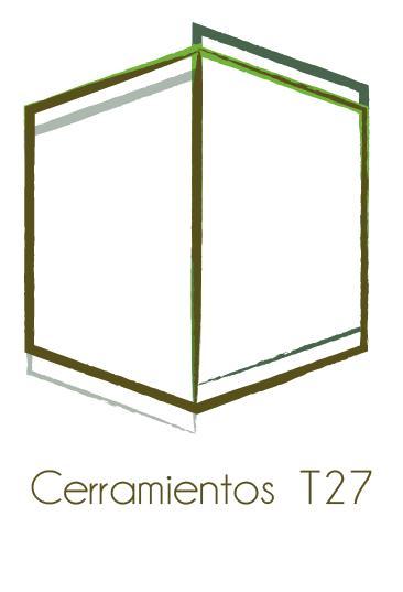 Logo Cerramientos T27