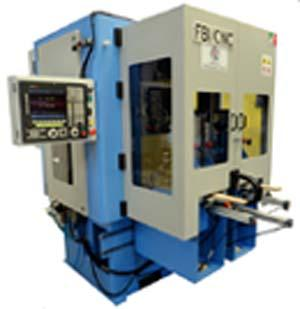 The machine is suitable for work handles knife, hacksaw, brushes, etc. To mill at the same time 2 groups of wooden pieces.