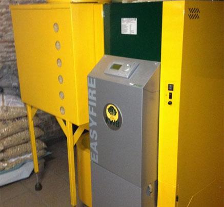 delmelle energies chaudiere kwb avec silo intégré