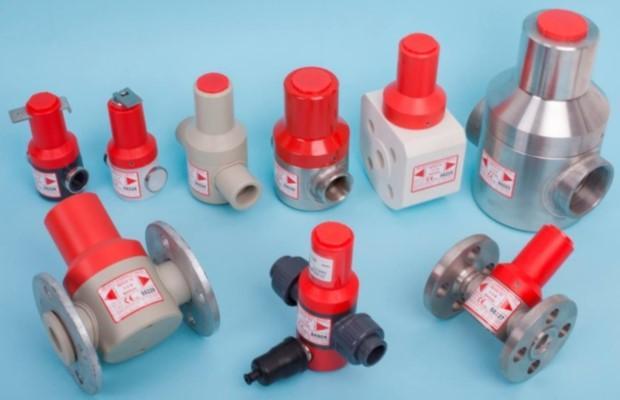 Prochem 1100 series valves