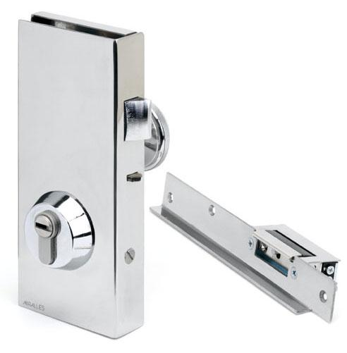 Functionality: Latch lock, with anti-card device. With or without electrical opening.          Placement: