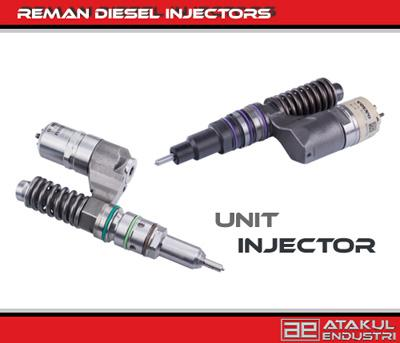 Unit Injectors for commercial vehicles