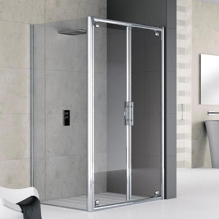 Box doccia apertura con porte