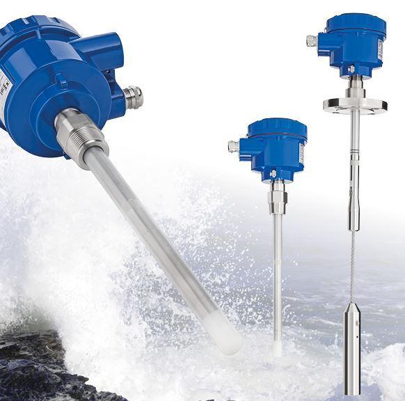 Kapazitive Messlösungen mit NivoCapa® NC 8000 zum Einsatz in Flüssigkeiten