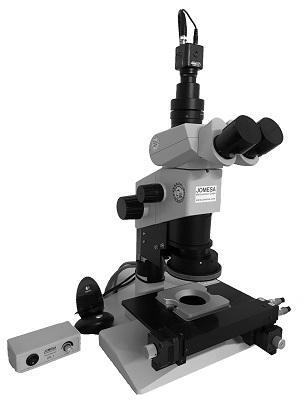 automatische Filteranalyse System von JOMESA mit Einzeltisch