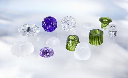 Glasgriffe Badarmaturen