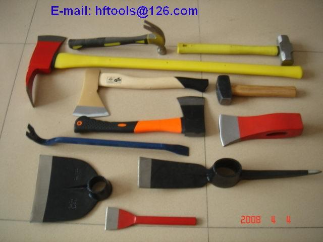As a special Chinese factory with over 1000 employees, we engaged in exporter and manufacturer of axes, hatchet, splitting maul, hammer, crow bar, wrecking bar, pickaxe, shovel, fork etc tools