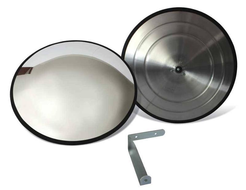 Convexo refleja seguridad, producto inhibidor de robo y / o equipo para la señalización con gran variedad de aplicaciones.
