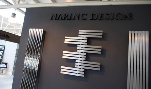 Narinc design for exclusive designer radiators for the bathroom, kitchen, living room and office.
