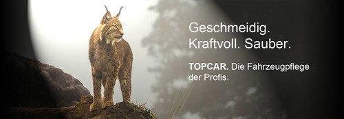 TOPCAR. Die Fahrzeugpflege der Profis.