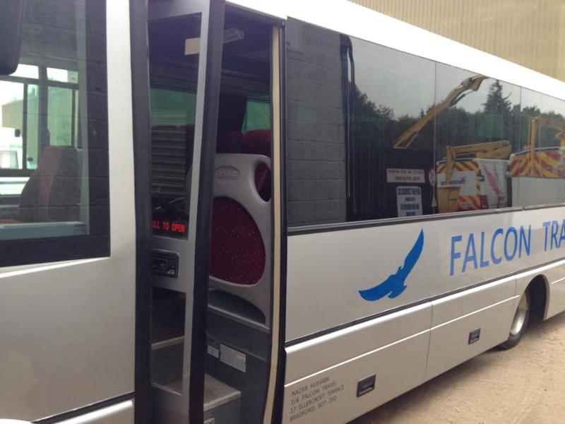 Welcome to Falcon Travel mini coach and minibus hire West Yorkshire. We are a Bradford based company providing mini coach  and minibus hire services throughout the UK. Airport Transfers, Coastal Trip