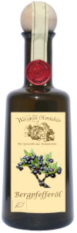 Bio Bergpfefferöl