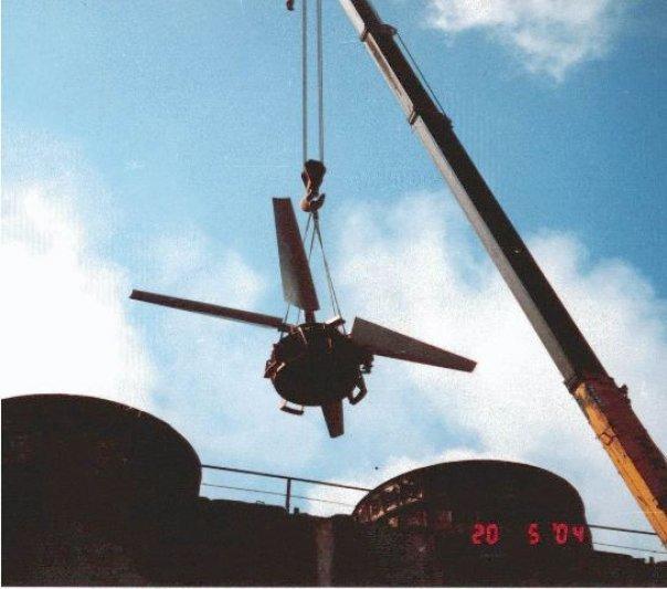 Axial fan RKV-70