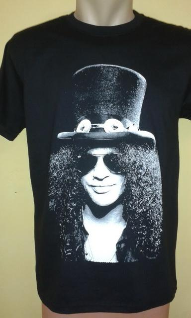rock and metal t-shirts