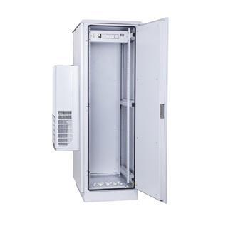 Климатический телекоммуникационный шкаф серии ШКК предназначен для монтажа и защиты телекоммуникационного оборудования в условиях с повышенной влажностью, высоким и низким диапазоном температур.