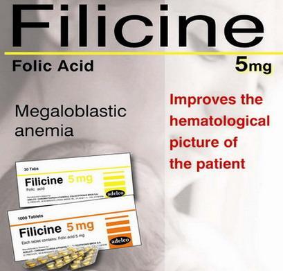 Folic Acid_ Filicine