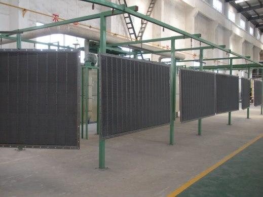 Electrolyzer Re-coating