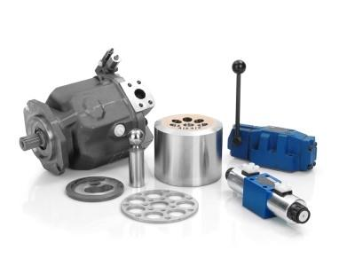 Rexroth Hydraulic components and spare parts