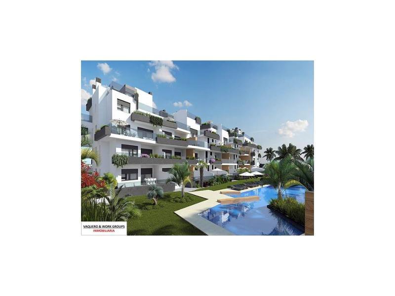 Apartamentos de 2 y 3 dormitorios ubicado junto al centro comercial La Zenia Boulevard en Orihuela Costa.