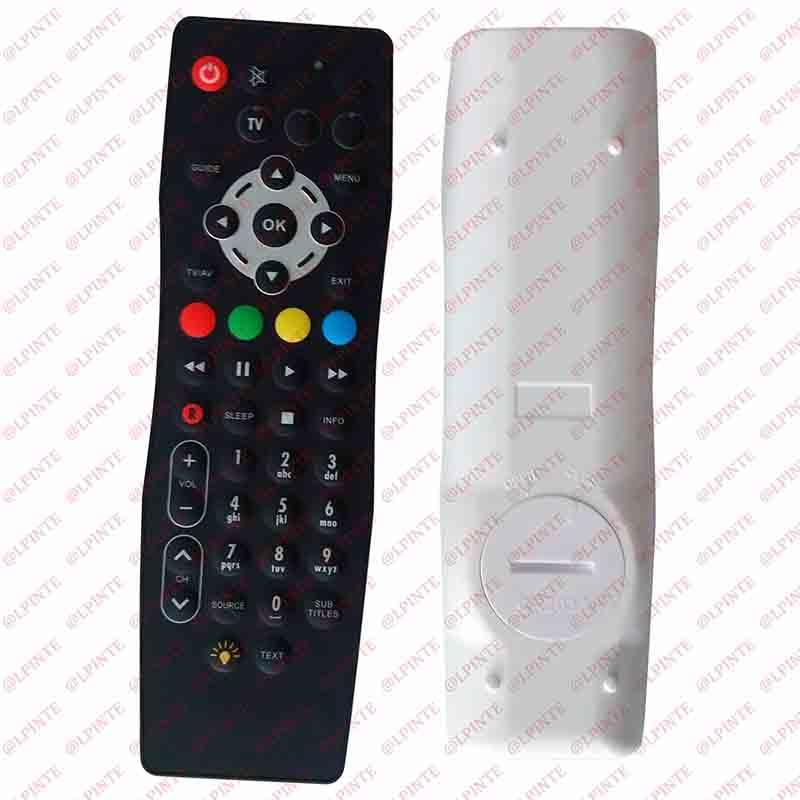 waterproof lcd tv remote control for tv outdoor bathroom