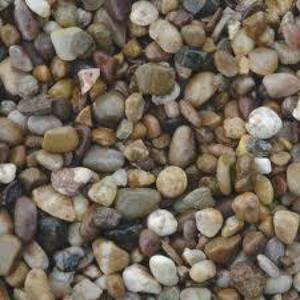 Driveway or hard standing brown gravel from the Welsh hills