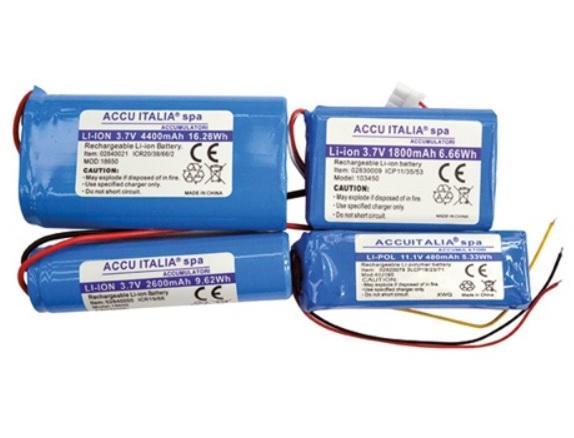 Accu Italia spa Batterie sigillate al piombo