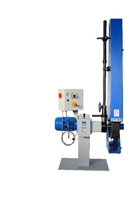 Single sided belt grinding and polishing machine type 72711
