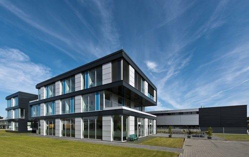 Firmengebäude, Standort Mönchengladbach