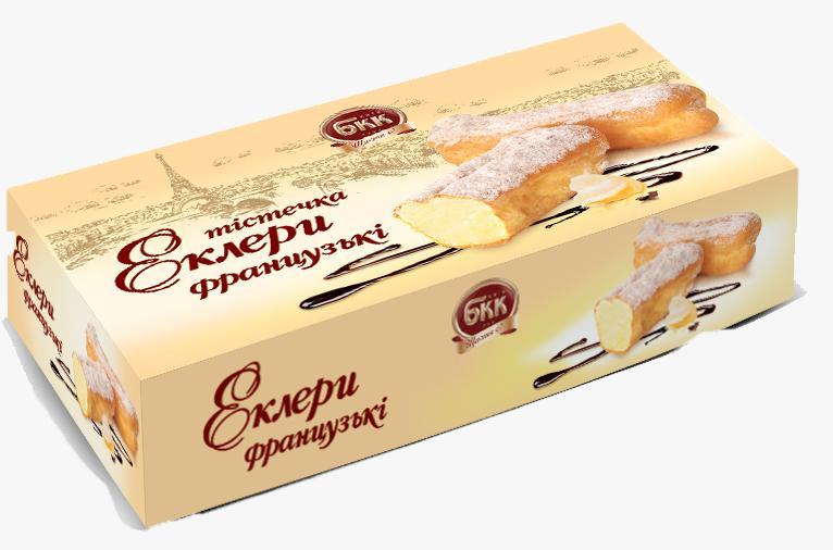 Fench eclairs