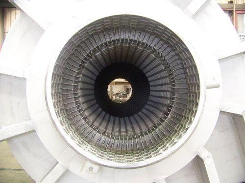 FCC - Regenerator cyclone