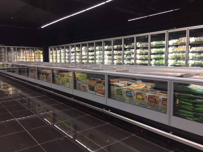 Es System K Refrigeration Equipment