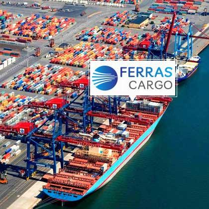 freight transportation, full container, cargo shipping, international transport