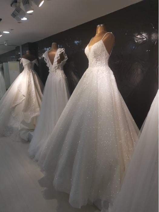 Bling Bling Wedding Dresses