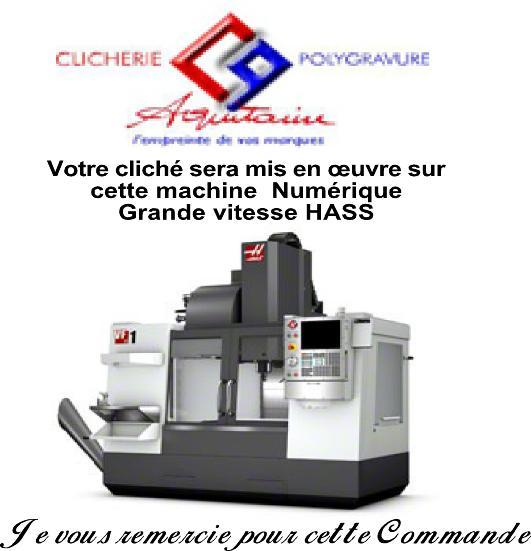FOR CNC ENGRAVING HASS
