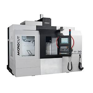 High-Speed Vertical Machining Center