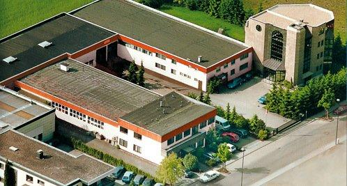 Luftanssicht Verwaltung Troisdorf