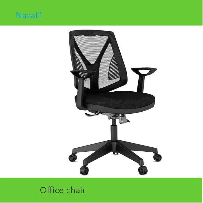 Ofis sandalyesi tekerlekli amortisörlü arkaya yaslanmalı ve 5 noktada sabitleme yapan mekanizmalı. Tüm file renklerinde üretim yapılmaktadır