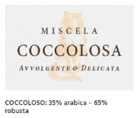 MISCELA COCCOLOSA