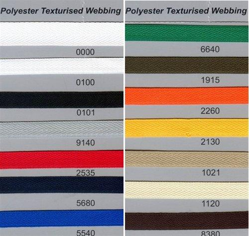 Polypropylene Webbing Tapes /  Binding straps  