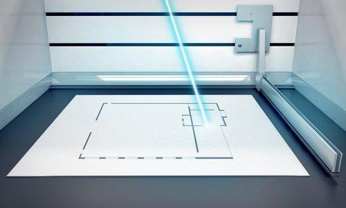 Lasersintern Laser