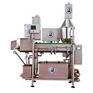 Costruzione macchine e impianti per la realizzazione di mozzarella e formaggi come gounda, caciocavallo, scamorza, provolone, stick cheese, pizza cheese, ricotta. Impianti per trattamenti latte ecc..