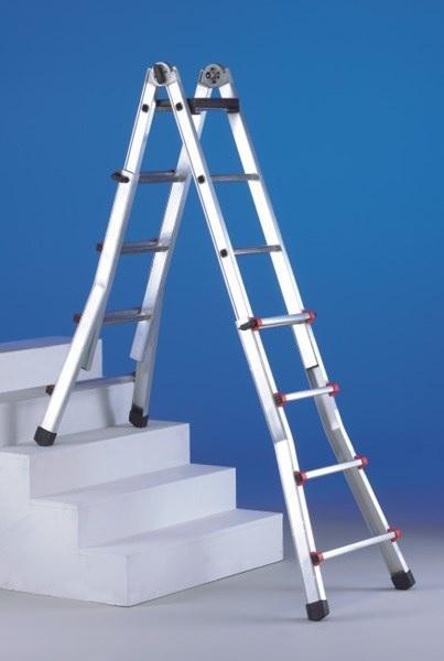 Comercializamos todo tipo de escaleras, tanto de aluminio, como de madero o de fibra de vidrio. disponemos de escaleras de almacén, domésticas y para uso profesional de uno, dos y tres tramos.
