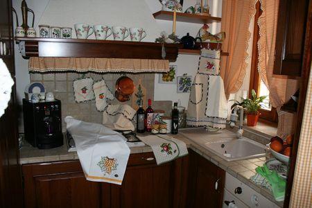 Canovacci , grembiuli , presine tutto per la cucina ricamato a mano. Tea towel , pot holder everithing for kitchen.