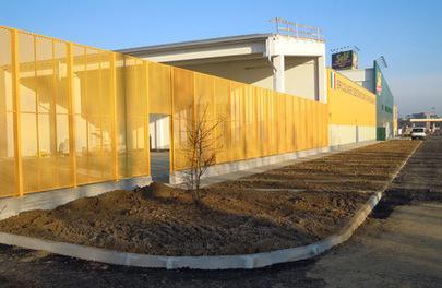 Realizzazione di recinzioni e cancelli
