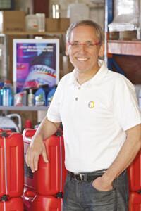 Firmengründer: Ernst Dahm